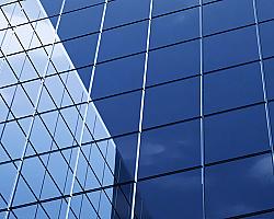 Pele de vidro preço m2