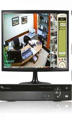 Empresa de CFTV em SP