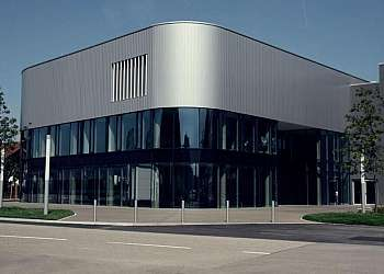 Pele de vidro para fachada instalação