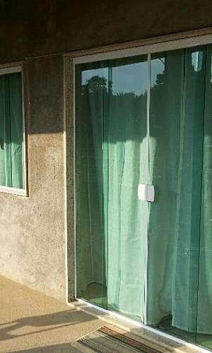 Projetos de portas e janelas de vidro