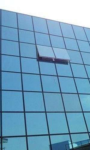 Vidros para fachadas de edifícios